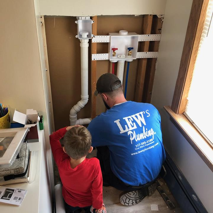 Lew's Plumbing and Drain Cleaning - Plumbing Or Related Services - Noblesville, IN - Thumb 16